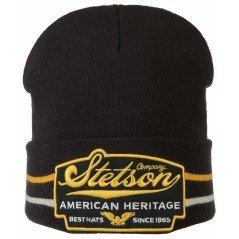 Stetson Beanie American Heritage - Chapellerie ile de Ré