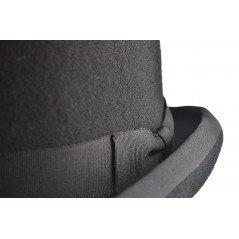 Black Melon bowler Hat - Chapellerie ile de Ré