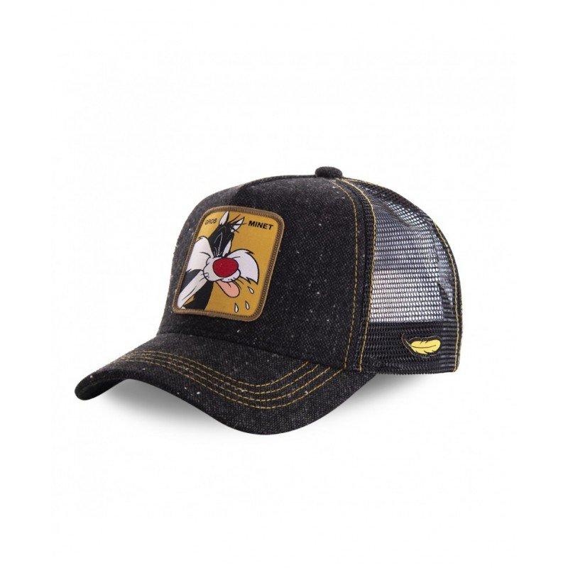 Capslab Looney Tunes Big Kitty Capslab Hat - Chapellerie ile de Ré