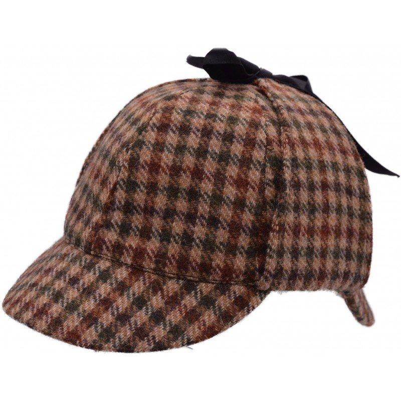 casquette Sherlock Holmes - Chapellerie ile de Ré