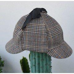 copy of Sherlock Holmes cap - Chapellerie ile de Ré