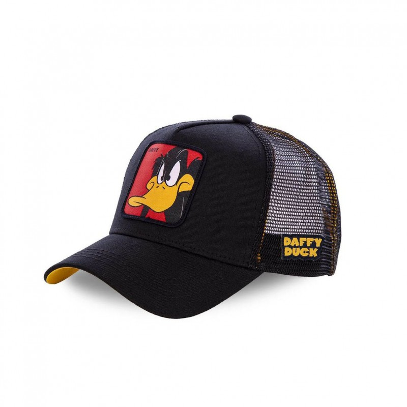 Trucker Capslab Duffy Duck Looney Tunes cap