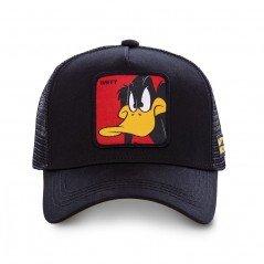 casquette trucker Capslab Duffy Duck Looney Tunes - Chapellerie ile de Ré