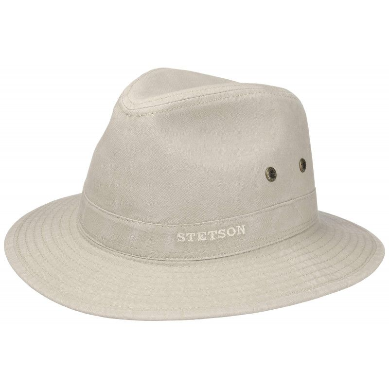 Stetson Organic Cotton Traveller