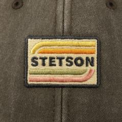 Stetson Baseball Cap Cotton - Chapellerie ile de Ré