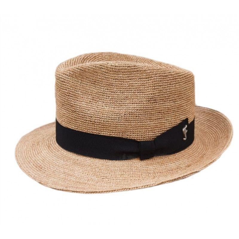 Flechet raffia hat - Chapellerie ile de Ré