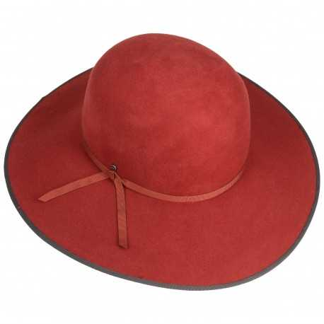 Capeline Stetson Vermont red