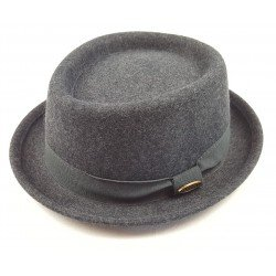 Pork Pie hat by Flechet