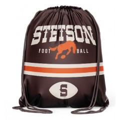 Stetson recylced football bag - gym - Chapellerie ile de Ré