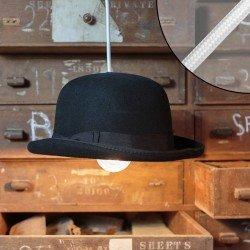 Eclairage chapeau melon - Chapellerie ile de Ré