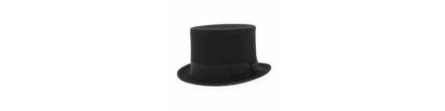 Top Hat - Top Hat in leather
