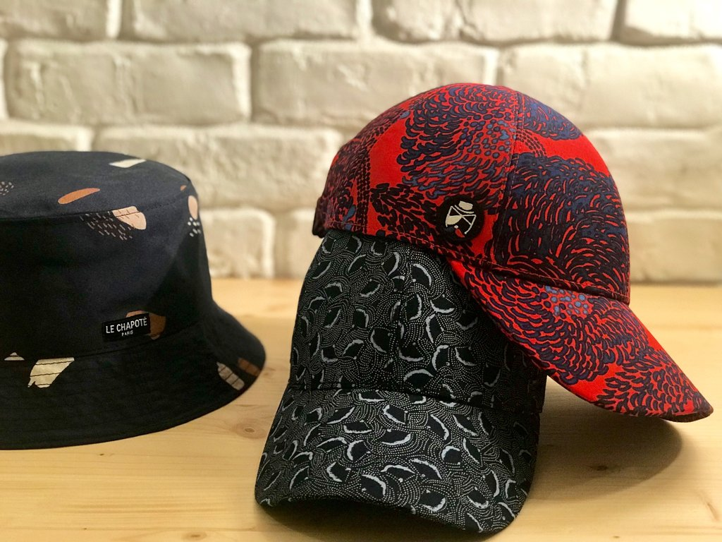 cap and bob made in france